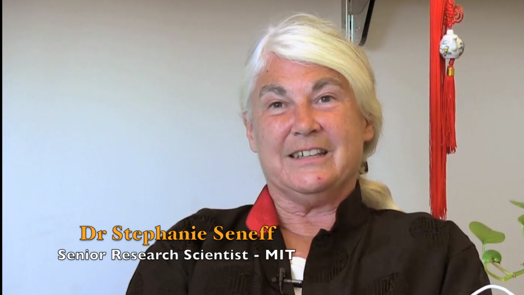 Dr Stephanie Seneff, Senior Research Scientist, MIT
