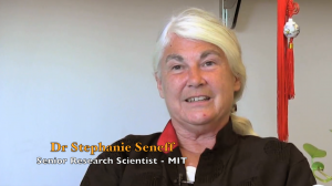 Dr Stephanie Seneff, Senior Research Scientist - MIT