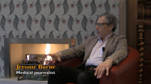 Jerome Burne, Medical journalist