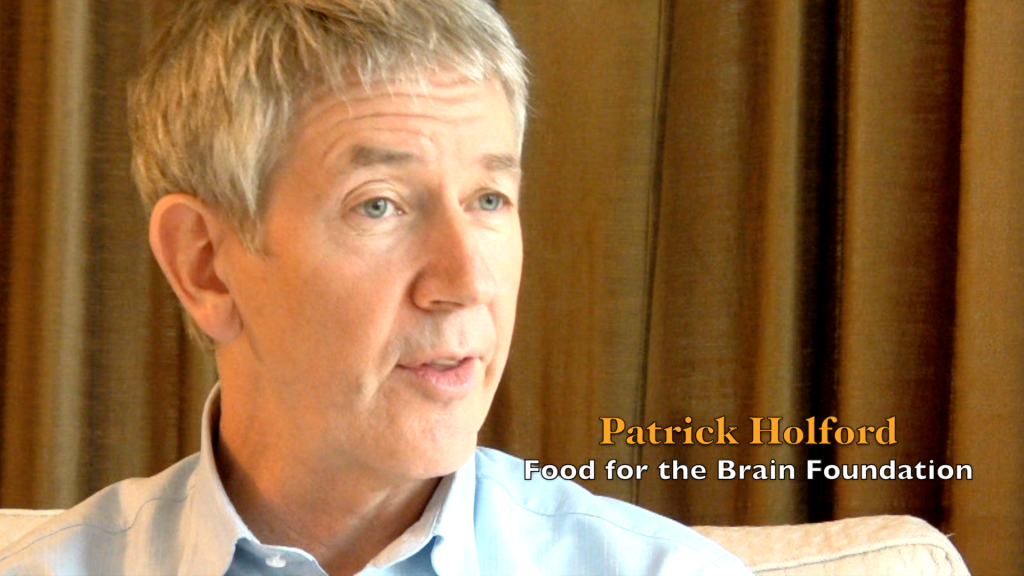 Patrick Holford, Food for the Brain Foundation