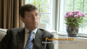 Paul Burstow MP, Former UK Health Minister
