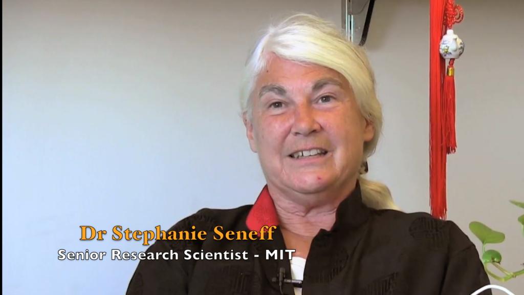 Dr Stephanie Seneff, Senior Research Scientist, MIT