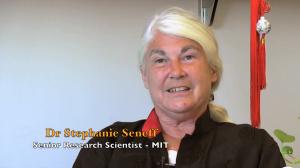 Dr Stephanie Seneff, Senior Research Scientist - MIT
